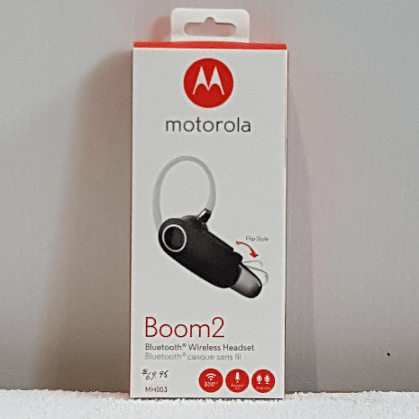 e24a5f5ec72 Comm Centre - Motorola Boom2 Bluetooth Headset - View Product Details