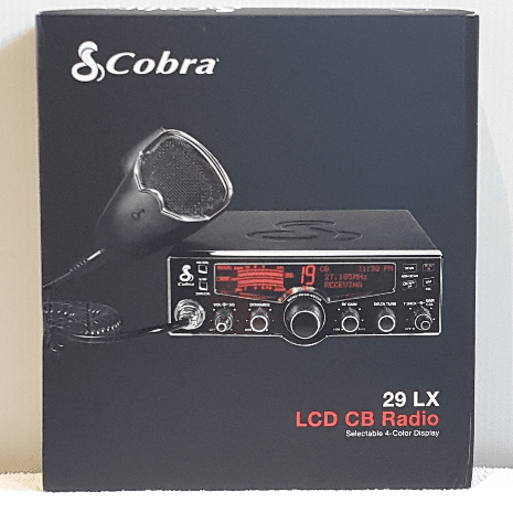 Comm Centre - Cobra 29 Lx LCD CB Radio - View Product Details