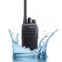 Icom IC-F1000S VHF 16 channel Analo..